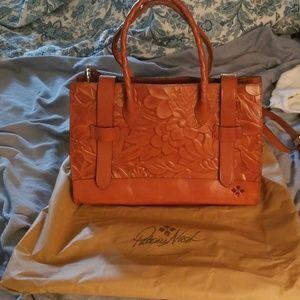 Large purse.